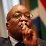 Zuptafikasie spruit uit die President se grondwetlike magskonsentrasie.